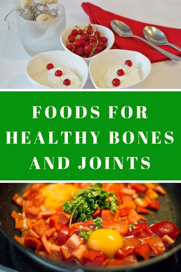 Best Foods For Healthy Bones And Joints