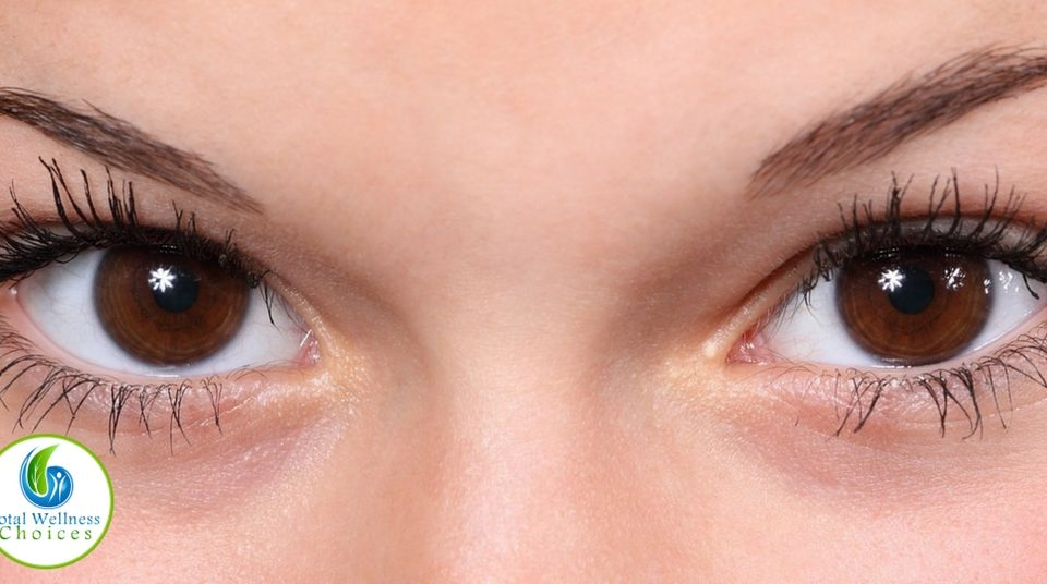 How to keep skin around the eyes young and healthy