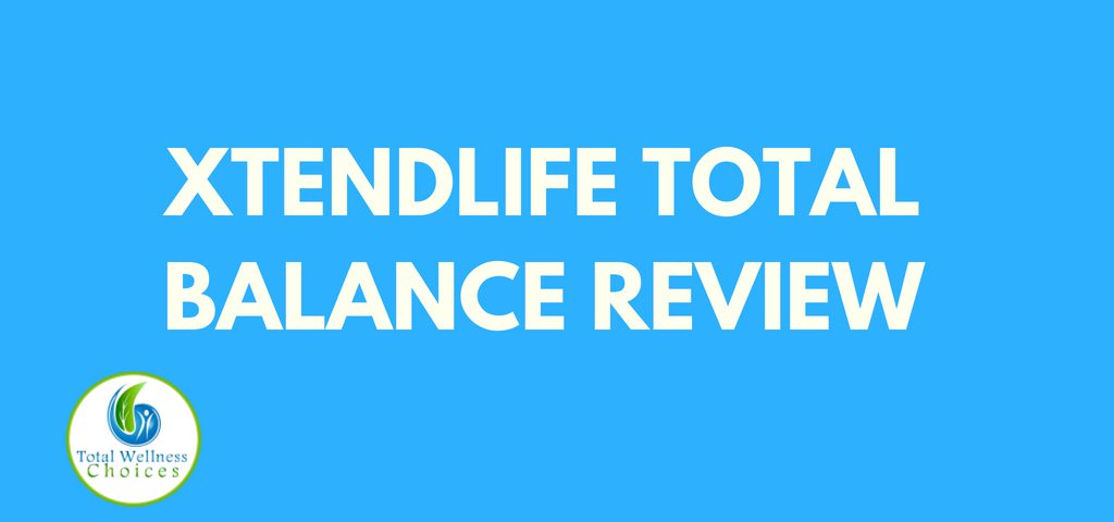 Xtend life total balance review