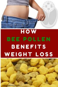 How Bee Pollen Benefits Weight Loss