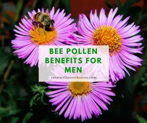 awesome bee pollen benefits for men
