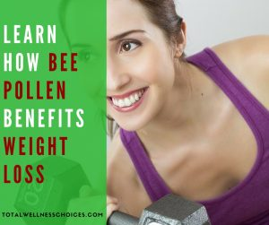 bee pollen benefits for weight loss
