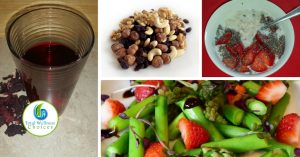 what foods to eat for stress