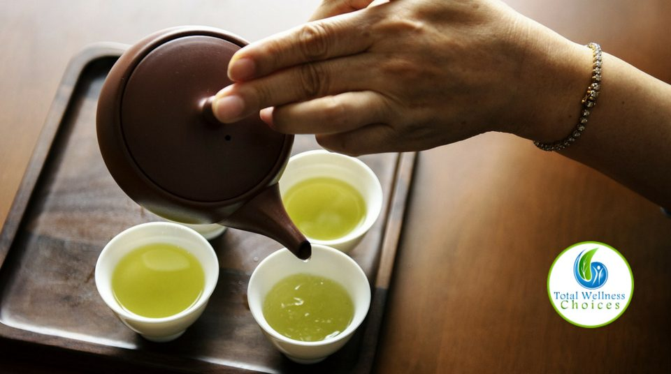 Health Benefits Drinking Green Tea