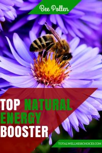 Top Natural Energy Booster - Bee Pollen