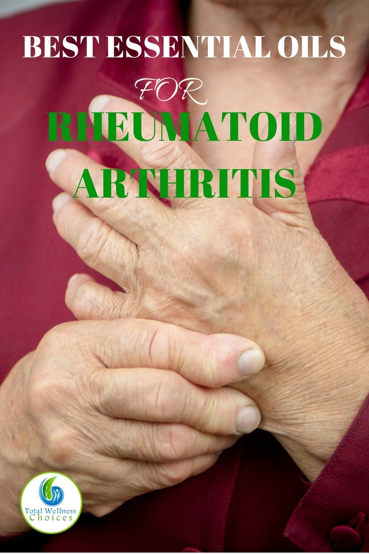 11 Best Essential Oils For Rheumatoid Arthritis Pain Relief