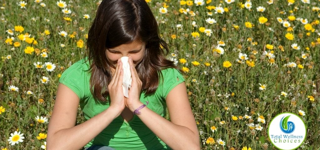 Essential Oils that Help Allergies