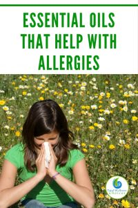 Essential Oils that Help with Allergies