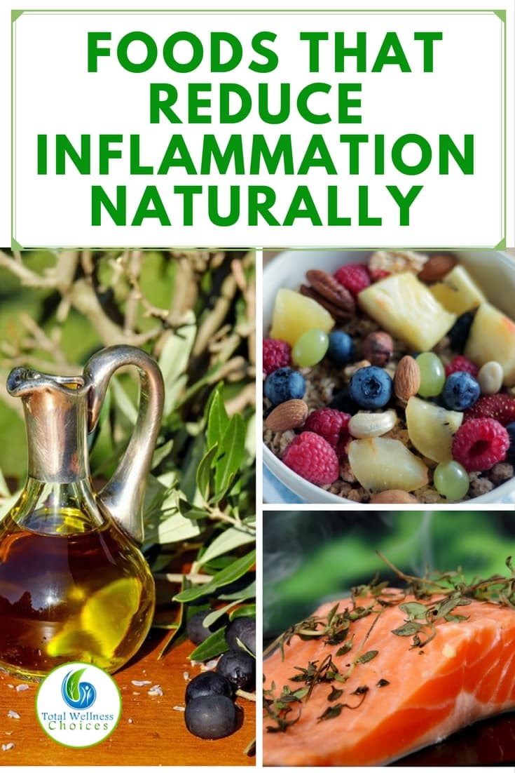 10 Anti-Inflammatory Foods that Reduce Inflammation Naturally!