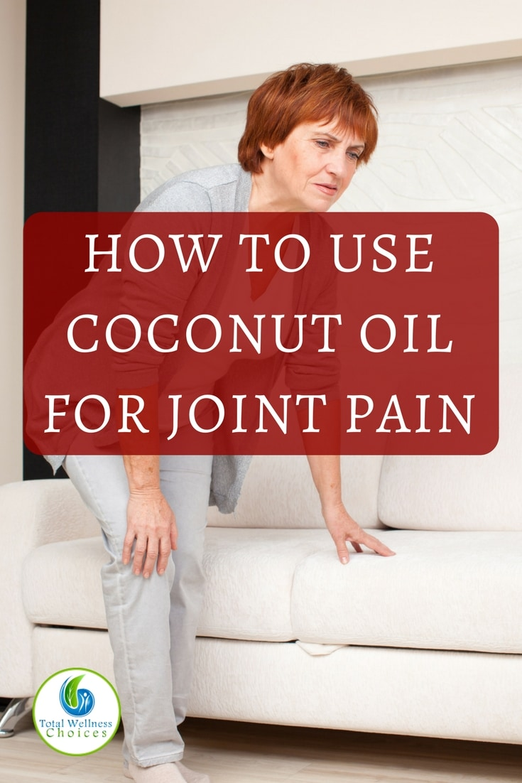 Find out How to Use Coconut Oil for Joint Pain Relieve and Learn How to Make Coconut Oil Pain Relief Salve with Herbs and Essential Oils.