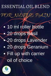 Essential Oil Blend for Nerve Pain