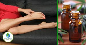 aromatherapy for restless leg syndrome