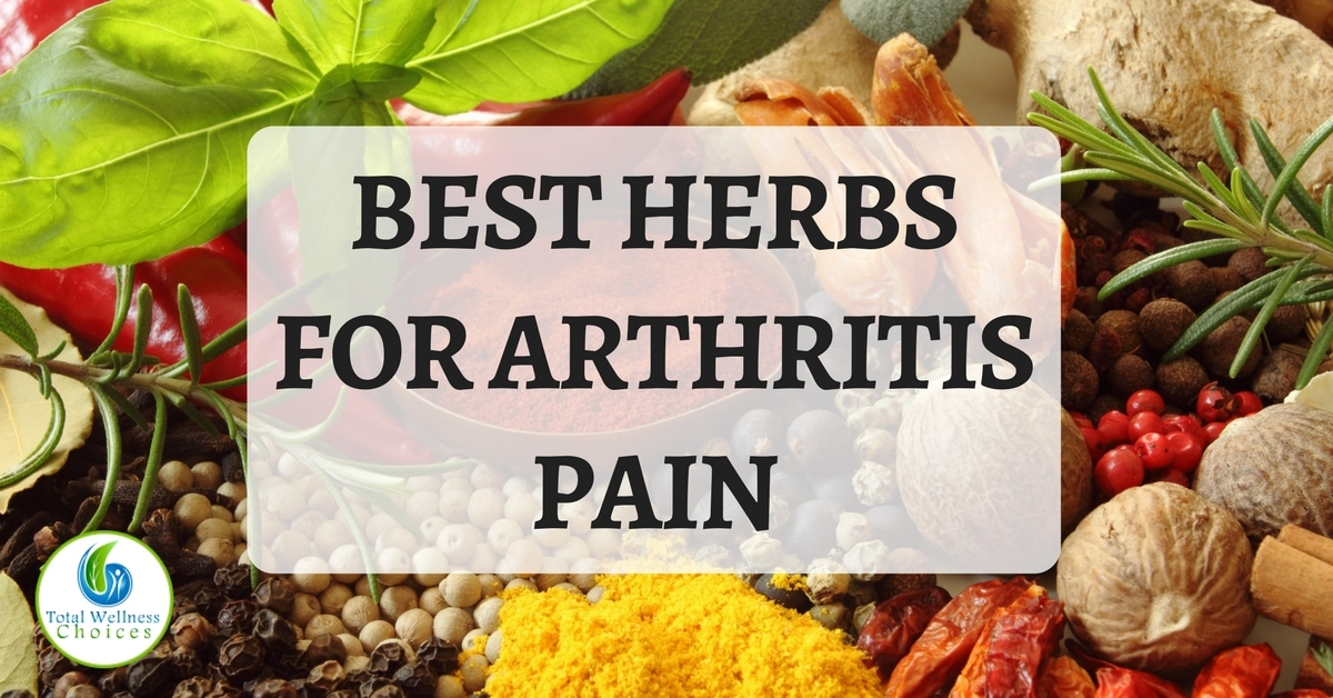 Herbs for joints