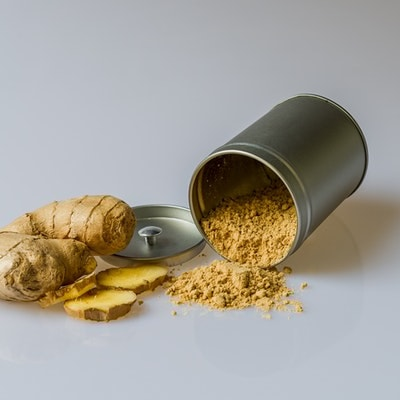 Ginger tea is a great natural remedy for cold and cough