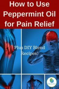 How to Use Peppermint Oil for Pain Relief