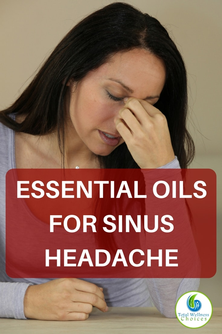These best essential oils for sinus headache can help alleviate tension, reduce pain and ease your discomfort.