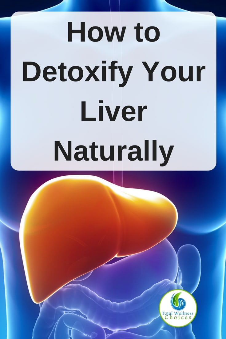 Want to learn how to detoxify your liver naturally? These 5 simple tips will help yo do a liver detox SAFELY and EFFECTIVELY!