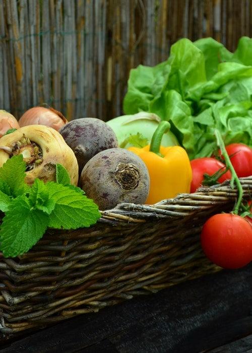 Vegetables are Great Liver Detox Foods
