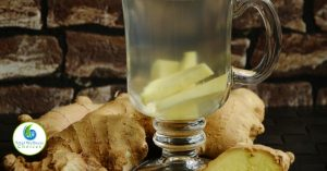 Benefits Drinking Ginger Tea