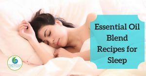 Essential Oil Recipes Sleep