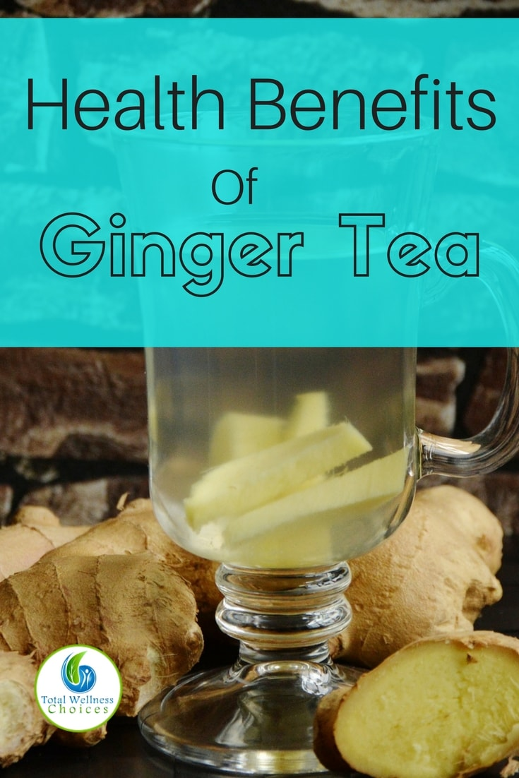 There are so many ginger tea benefits you can take advantage of to boost your health. So here are  a few of the benefits of ginger root tea you can start enjoying