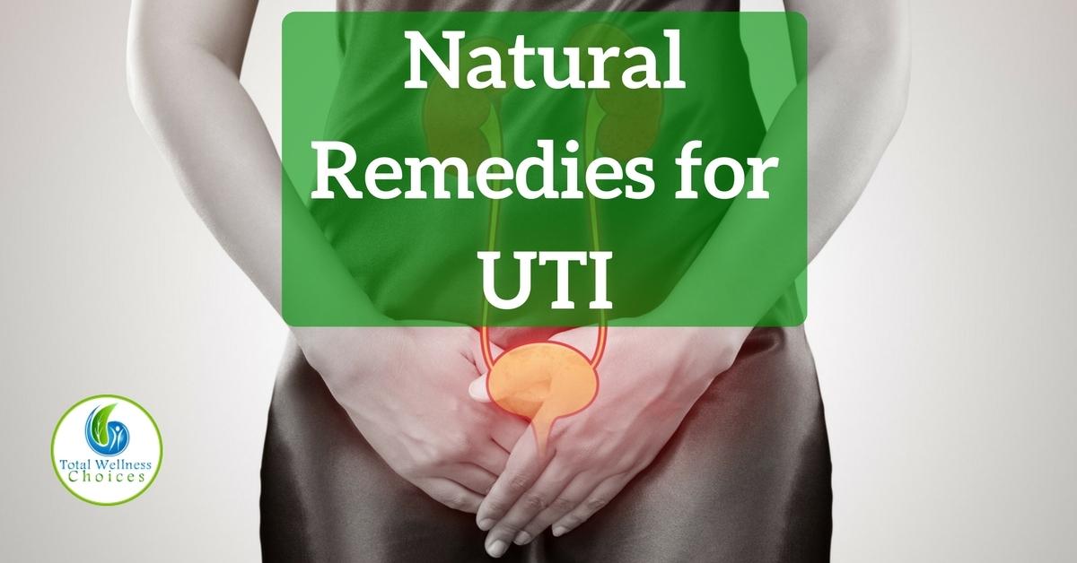 Best Natural Antibiotics For Uti