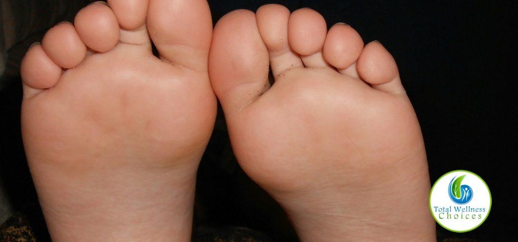Essential Oil Athlete Foot