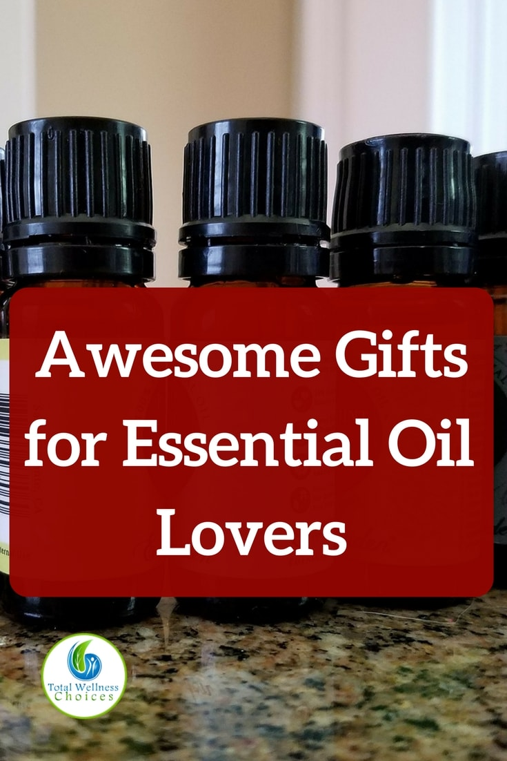 Here are awesome gifts for essential oil lovers. So you don't need to look for what to give to someone who likes essential oils any more! #essentialoils #gifts #essentialoilgifts