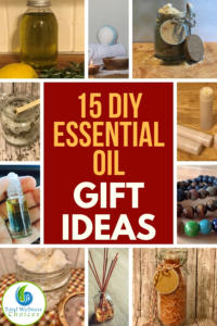 DIY essential oil gift ideas