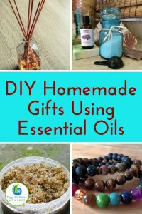 Diy Homemade Essential Oil Gifts