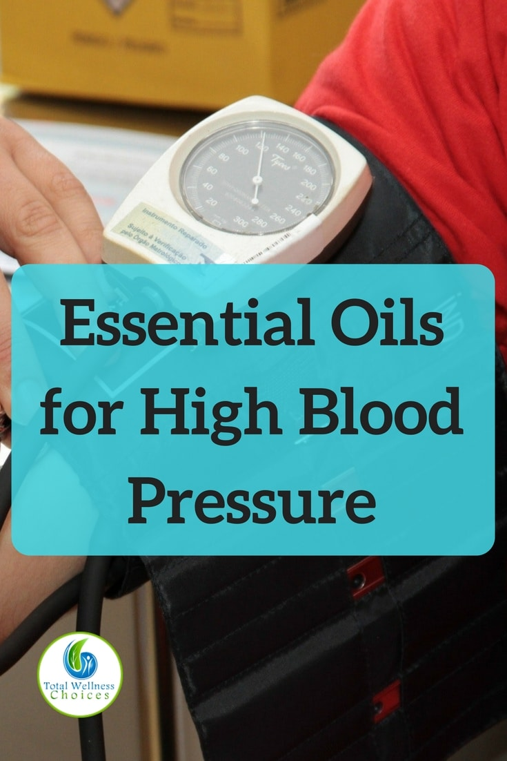 What you need to know about using essential oils for high blood pressure: Best essential oils for hypertension, recipes and how to use them! #essentialoils #highbloodpressure #hypertension
