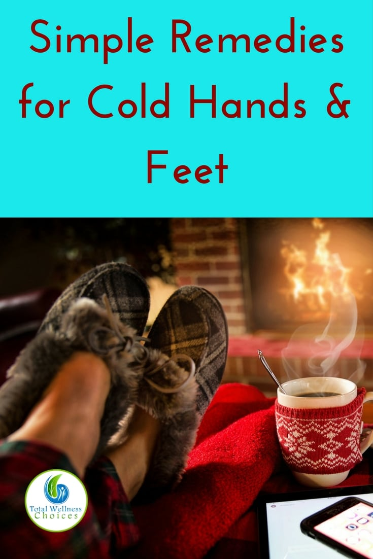 These cold hands and feet remedies are so simple, but they really work to keep your hands and feet warm! #naturalremedies #coldhandsandfeet