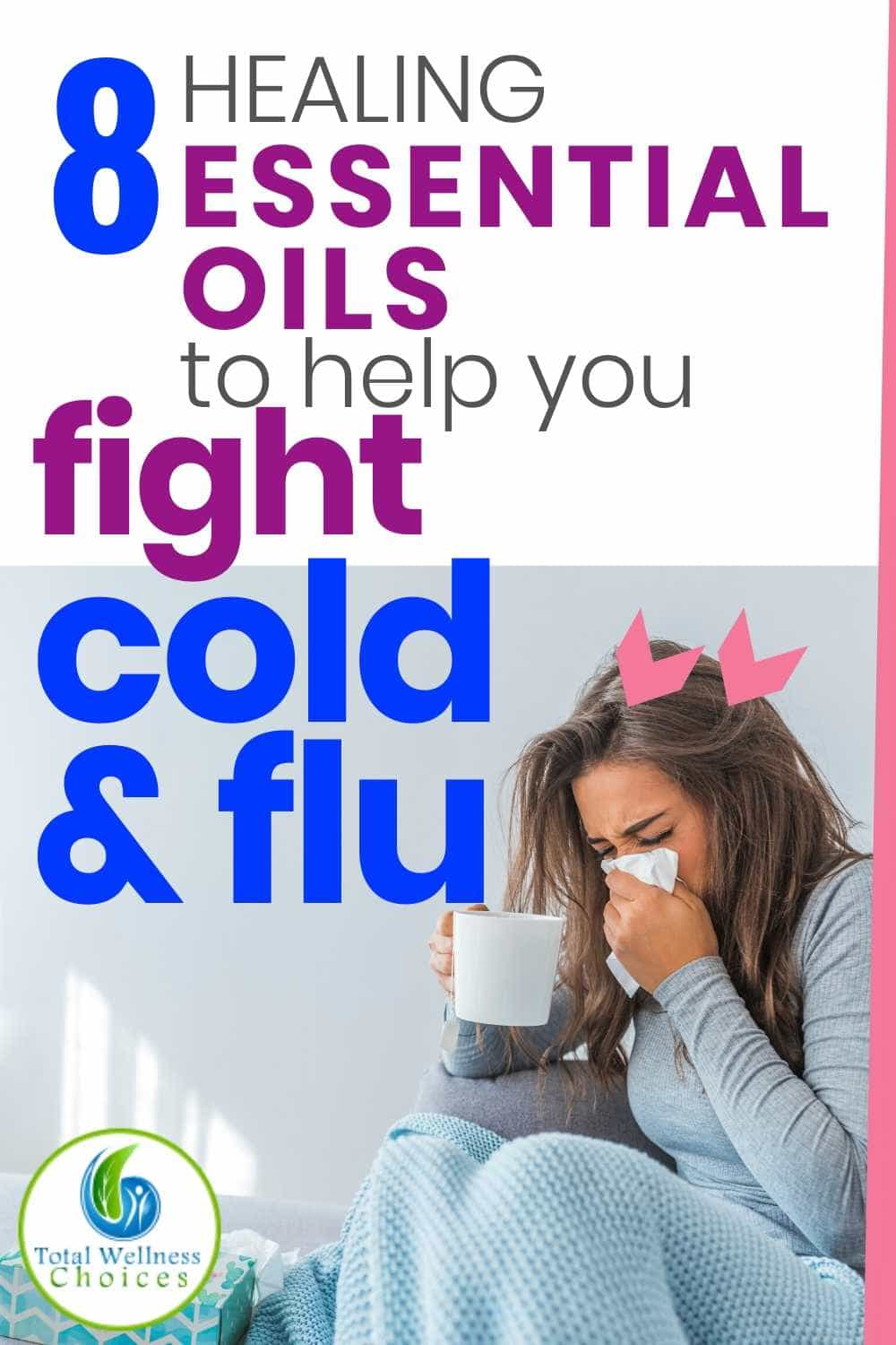 Cold and flu essential oils