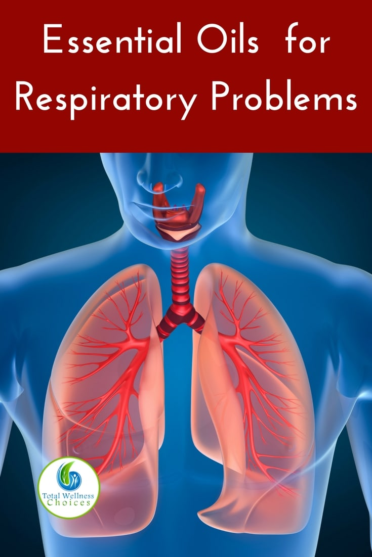 Discover the best essential oils for respiratory issues plus blend recipes to help you breathe more easily! #respiratoryinfections #essentialoils #naturalremedies #breathingproblems
