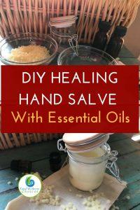 Healing DIY Hand Salve