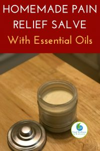Homemade Pain Relief Salve Recipe