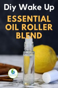 Wake Up Essential Oil Blend for Morning