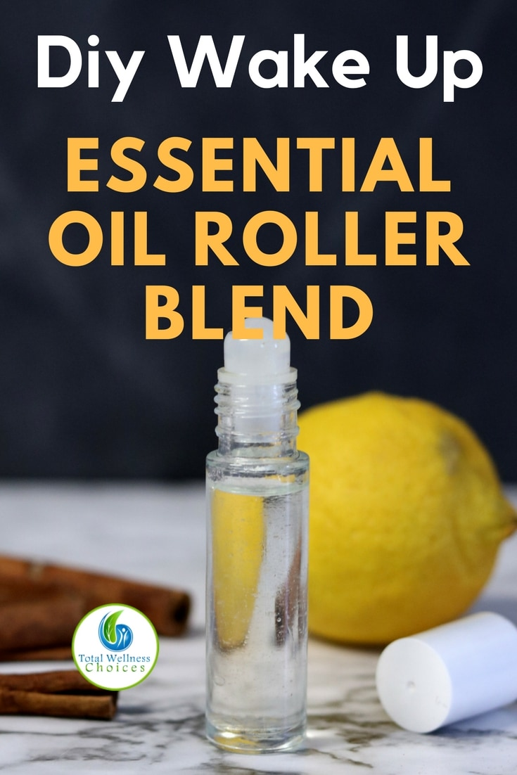 Diy wake up essential oil blend to help energize your body and stimulate your mind in the morning! And better still, this wake up roller blend recipe is so easy to make. #essentialoilrecipes #rollerblendrecipe #essentialoils #essentialoildiy