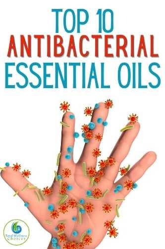 Top antibacterial essential oils list