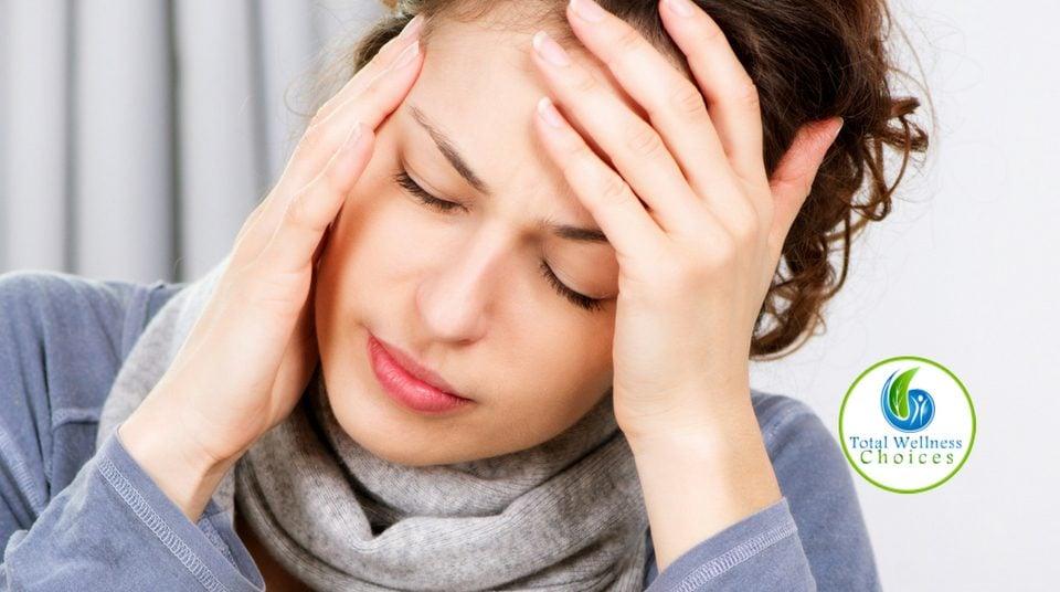 Essential Oil Blends Headaches