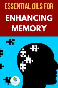 Essential Oils for Memory