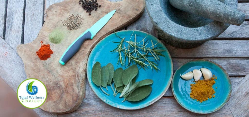 Medicinal Herbs Spices
