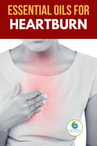 Best Essential Oils for Heartburn