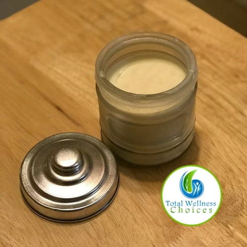 DIY Pain Relief Salve
