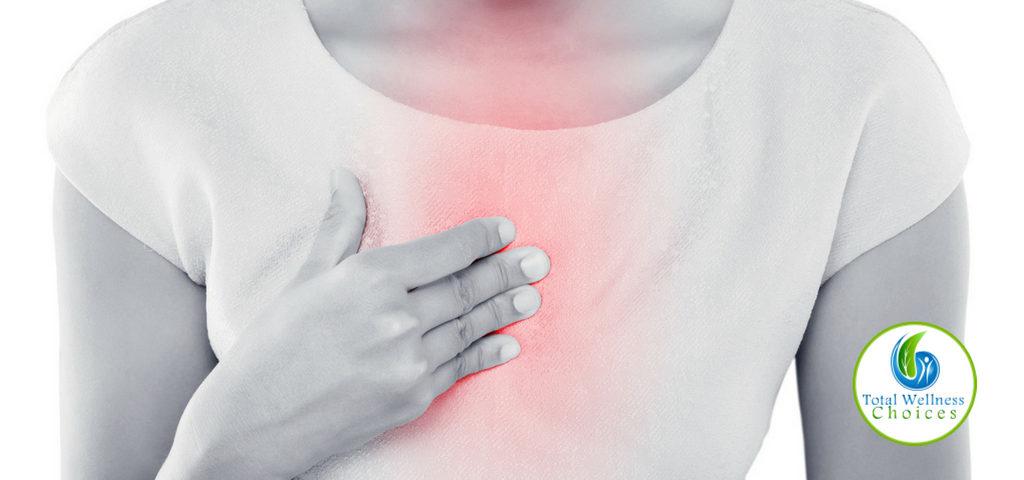 Essential Oil Heartburn