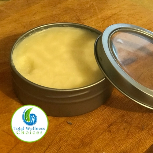 Homemade Sleep Balm