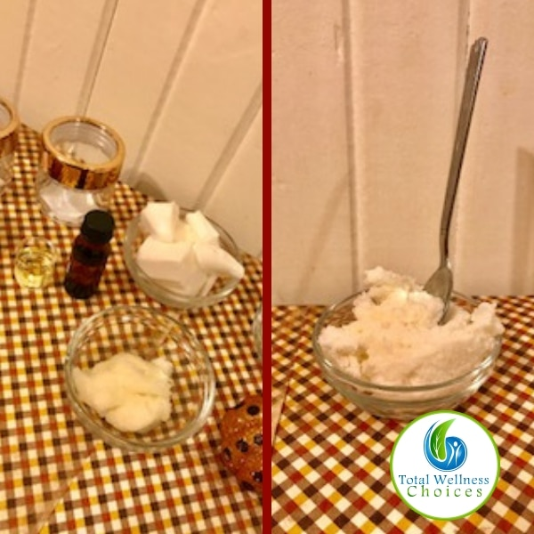 Make Homemade Whipped Body Butter