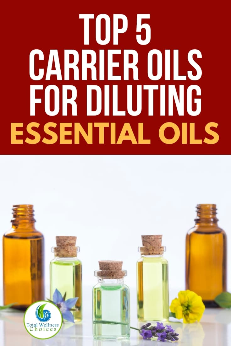 Here are the best carrier oils for essential oils to help you choose the right carrier oil for your essential oil dilution for skincare recipes and other topical uses. #essentialoils #essentialoildiy #essentialoildiltion #carrieroilsforessentialoils #essentialoilrecipes #skincare