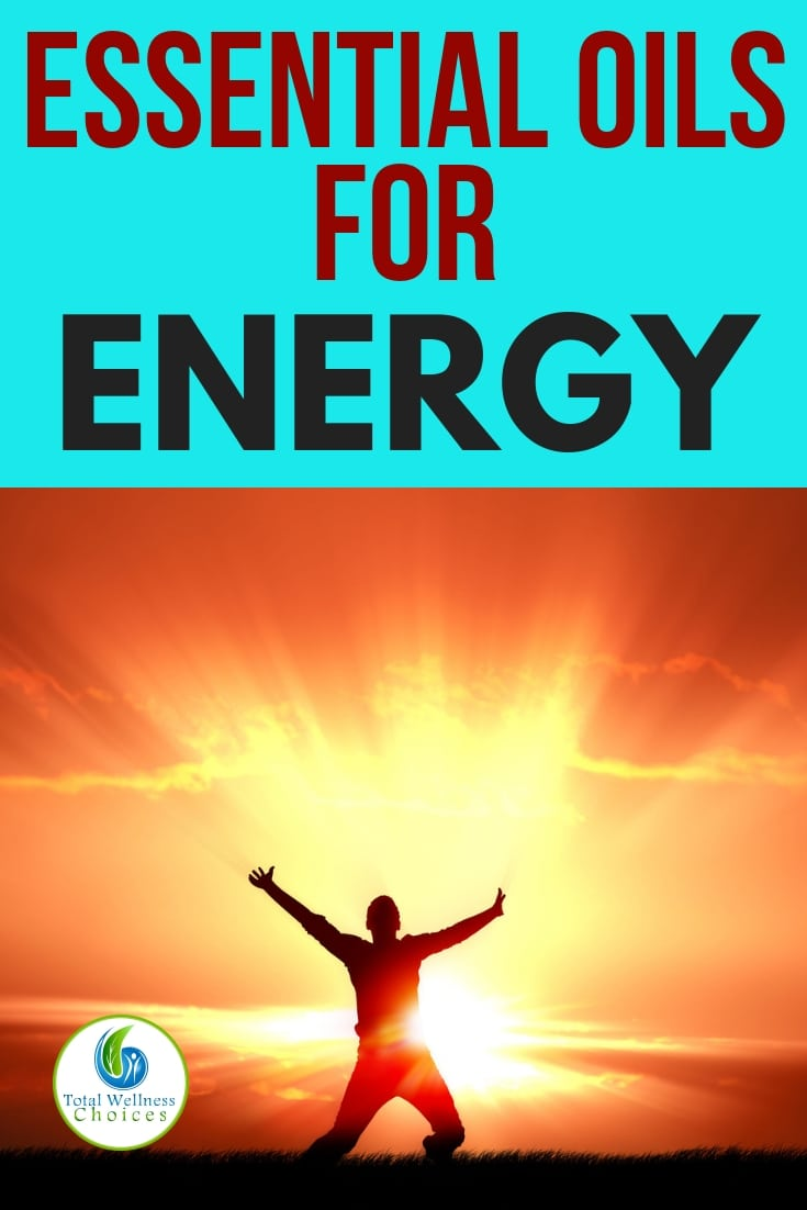 Tired all the time? Here are the best essential oils for energy to help you fight fatigue without caffeine or sugar. If you are looking for effective natural energy boosters, then these EOs are among the best low energy remedies available to YOU! #energybooster #lowenergyremedies #essentialoilsforenergy #tiredness #fatigue #chronicfatigue