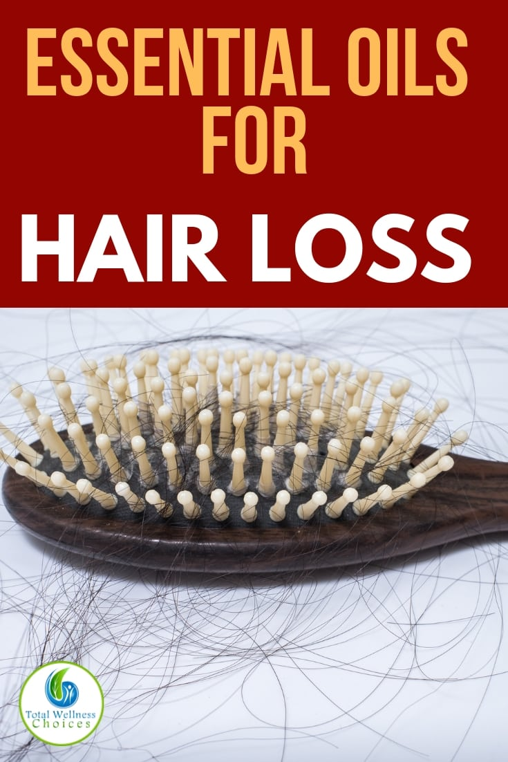 Looking for a hair loss remedy? Here are the best essential oils for hair loss that can help support hair growth. #hairloss #hairlossremedy #alopecia #essentialoilsforhairloss #essentialoils #hairgrowth